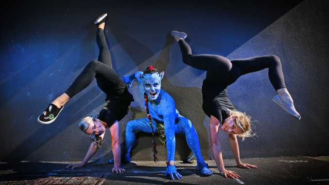 Cirque de Soleil: Toruk - The First Flight