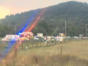 Woman dies in crash on Warrego Hwy
