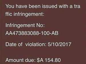 Do NOT download this infringement notice