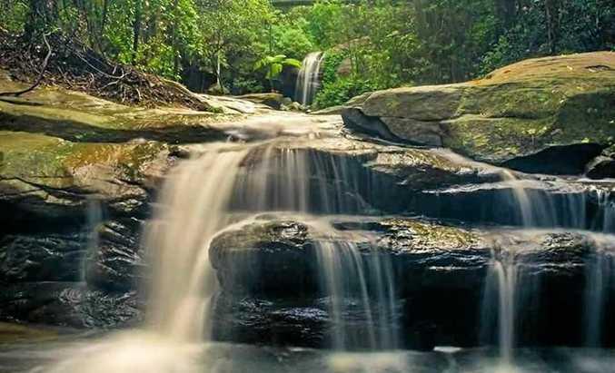 Serenity Falls, Buderim