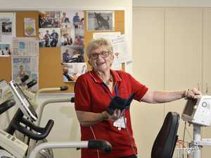 Heart nurse looks to retirement