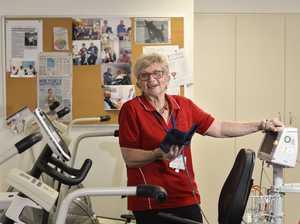 Heart nurse looks to retirement
