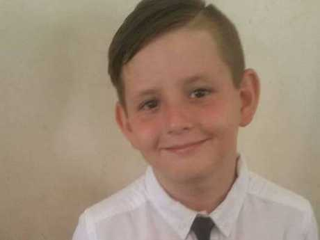 10-year-old Jaymon Gaul finally received good news from doctors after contracting a deadly case of the flu.