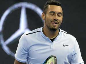 Nick Kyrgios quits game over umpiring