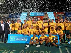 Wallabies hit top gear to see off Pumas