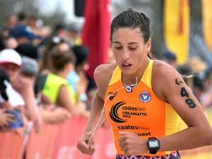 Rogers already has sights on next year's Coolangatta Gold