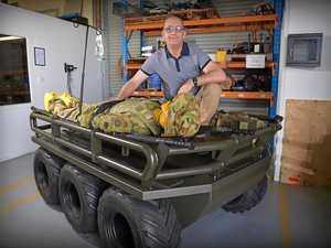 Coast businesses target $200b military spend