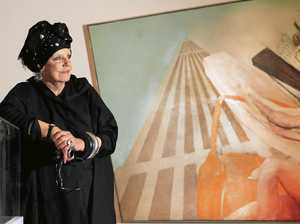 Whiteley lives on in art at Tweed Regional Gallery