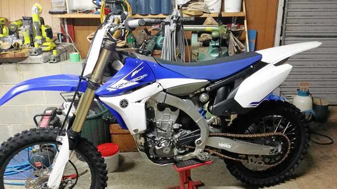 Stolen bike from the weekend.
