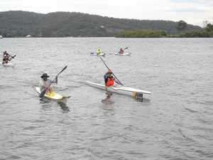 Cup up for grabs in annual 100km paddle
