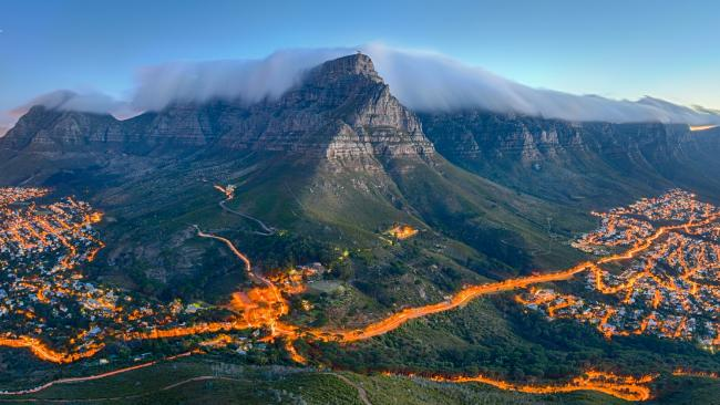 South Africa's Table Mountain is deadlier than Everest. Picture: Megan PalinSource:istock