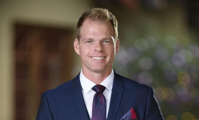 "The Bachelorette contestant Jarrod Woodgate insists he is ""not that full on"" in real life."