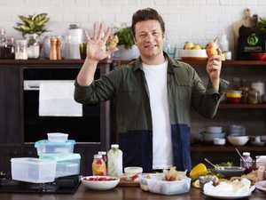 Celebrity chef urges kids to pack their parents' lunch