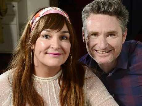 Kate Langbroek and Dave Hughes will replace Hamish and Andy on the Hit Network.