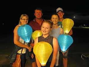 Laidley lights up with love and hope