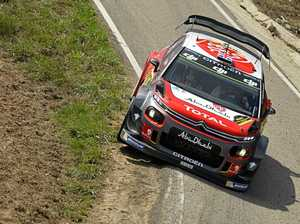 Win for Meeke in Spain