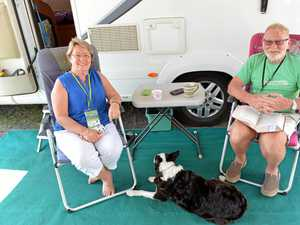 CMCA Rally: Bradleys have wanderlust for life