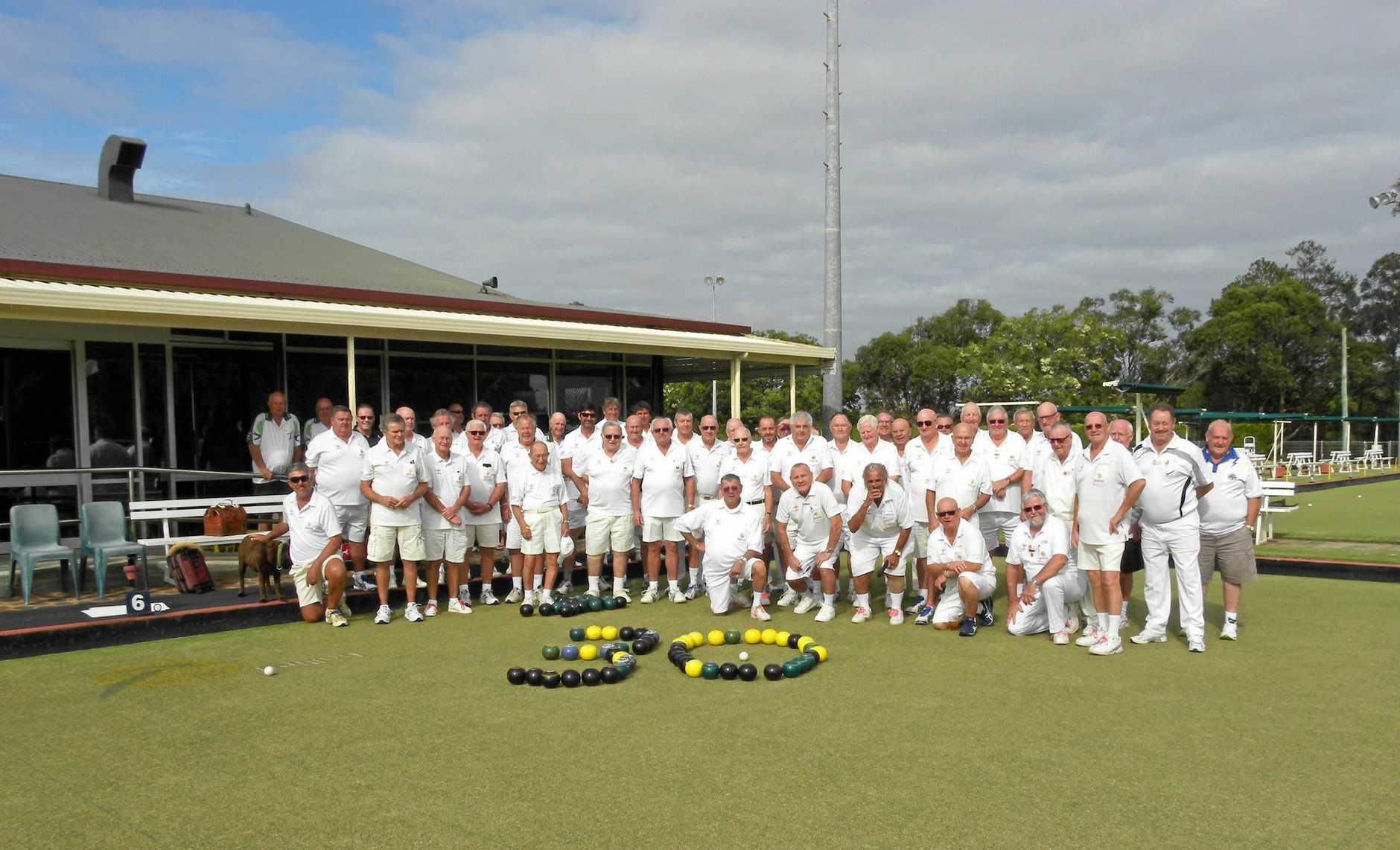 The Ballina Sandflies celebrated their 30th anniversary at the Ballina RSL Bowling Club on Sunday.