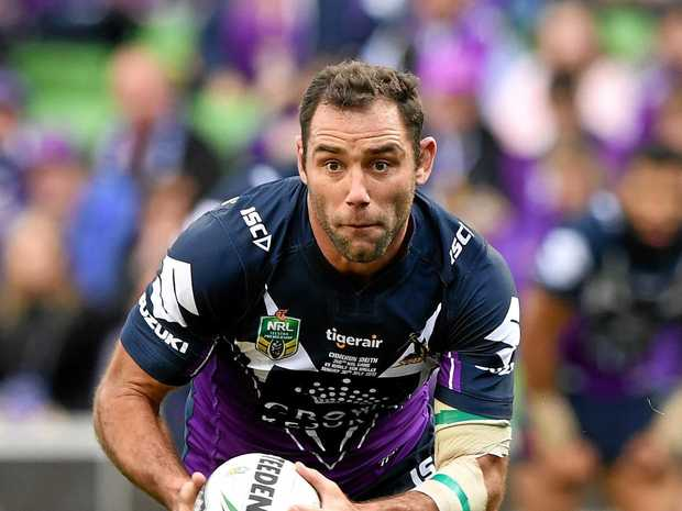 Cameron Smith of the Storm