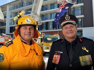 Firefighters Remembrance Day