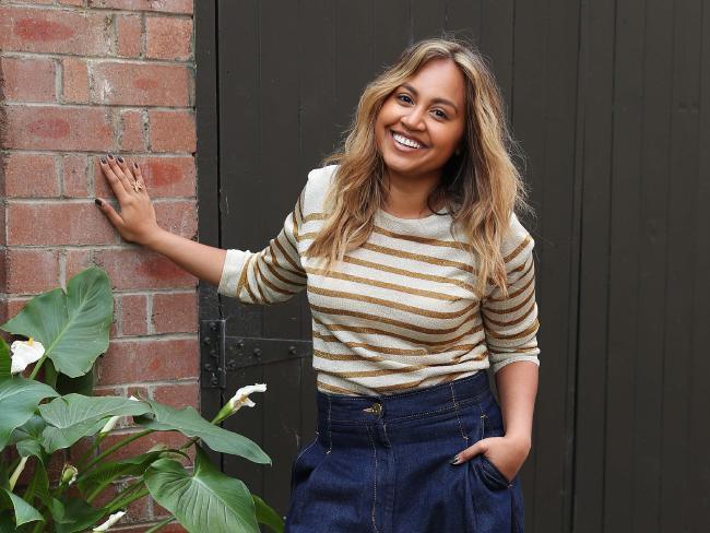 Australian singer Jessica Mauboy has multiple ARIA Award nominations.