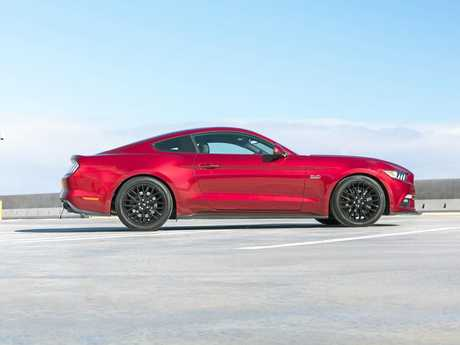 Ford Mustang: Nothing To Be Excited About