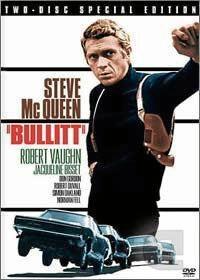 Bullitt starring Steve McQueen.
