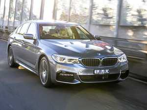 ROAD TEST BMW 540e: The future has arrived