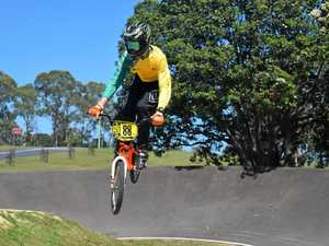 Two state titles for Sawtell BMX star