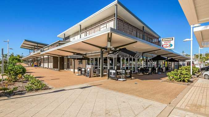 RECORD DEAL: A private Brisbane investor snapped the Emu Park Village shopping centre which was producing a record yield.