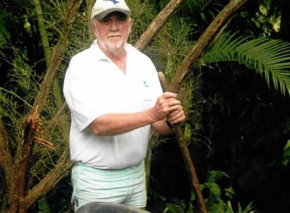 TRIBUTE: Finch Hatton man Denis Holt, who was killed in a two-vehicle crash west of Toowoomba on September 5.