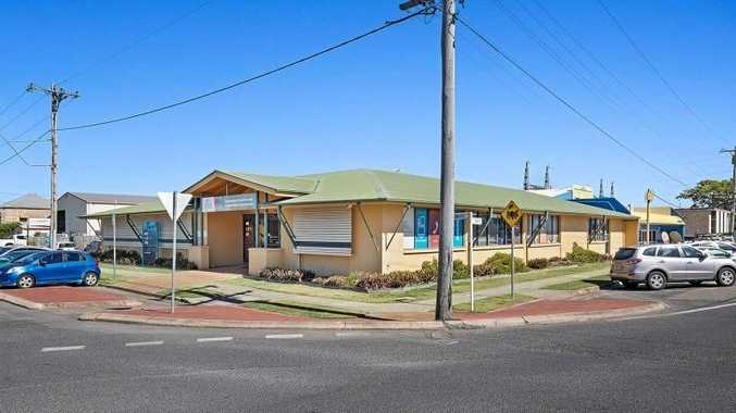 SOLD: Alma Street commercial property has been purchased by a southern investor.