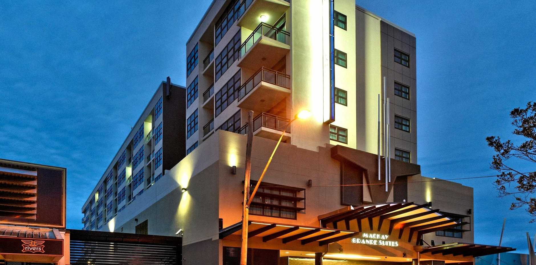 One of Mackay's busiest hotels and bar could have new owners by Christmas.