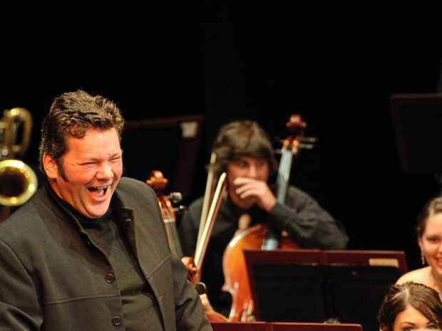 A LOVE OF MUSIC: Sean O'Boyle is the University of the Sunshine Coast's new artistic director of music.