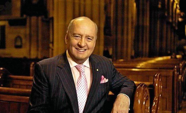 Radio personality Alan Jones is among those the Wagners are suing.
