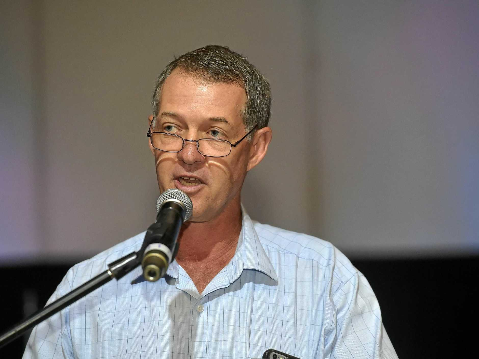 Sunshine Coast Election for Division 6 and 7. Ted Hungerford. Photo: Warren Lynam / Sunshine Coast Daily