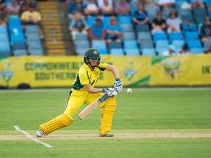 Ashes squad named for Coffs Harbour ODI's