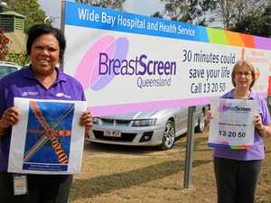 BreastScreen reps urging women to get checked
