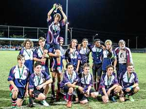 Mount Morgan High's grand final glory