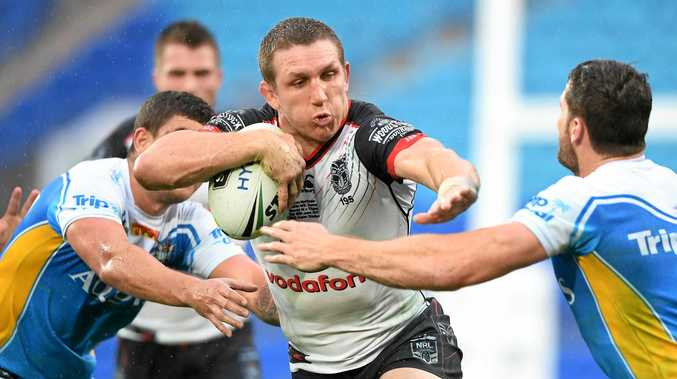 THIRD SPELL: Ryan Hoffman has agreed to rejoin the Melbourne Storm after a three-year stint in New Zealand with the Warriors.