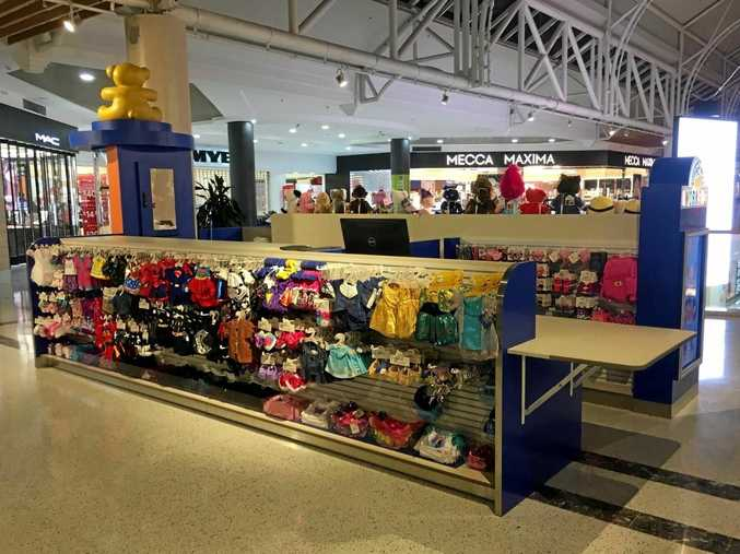 The Build-A-Bear company has chosen Stockland Rockhampton as the next place to set up shop just in time for school holidays.