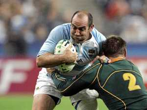 Cheika gifts scrum guru back to Argentina