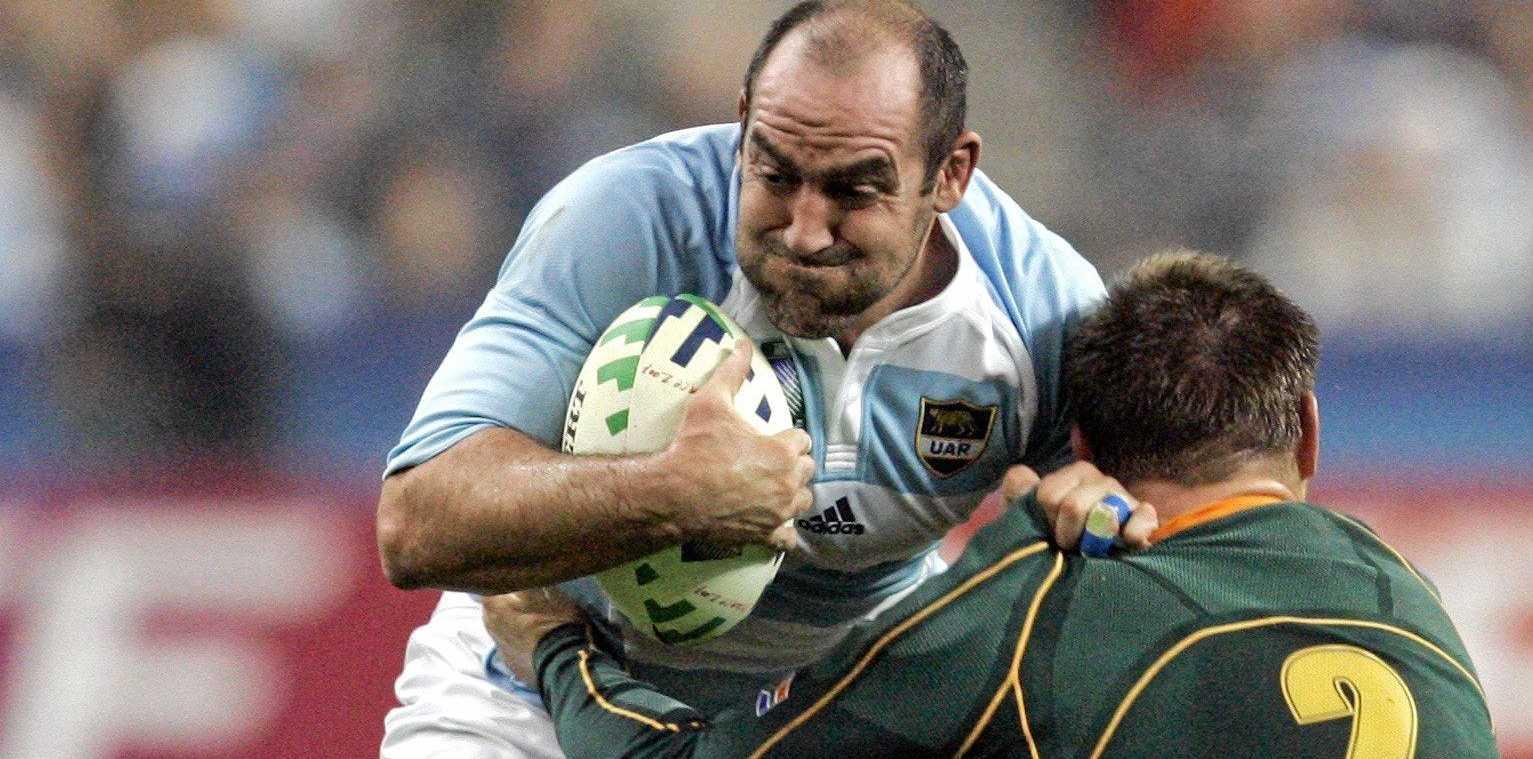 Australia's scrum coach Mario Ledesma is heading back to Argentina