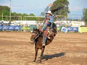 Six from Warwick to line up in rodeo finals in late October