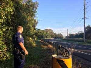 Ballina man rushed to hospital after being struck by car