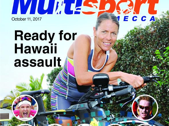The October 11 edition of Sunshine Coast Multisport Mecca.