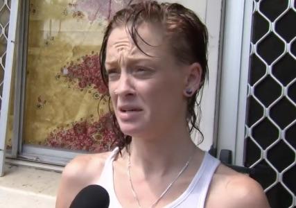 Tessa Roughsedge speaks to Channel 9.