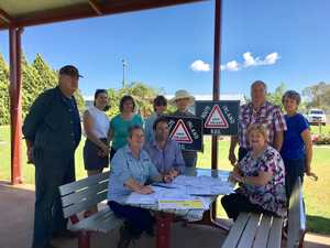 Unhappy residents launch Inland Rail petition: 1000 signatures