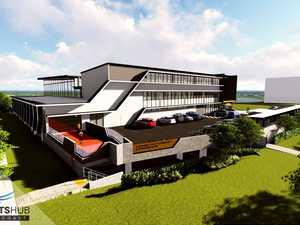 Coast sports hub revealed