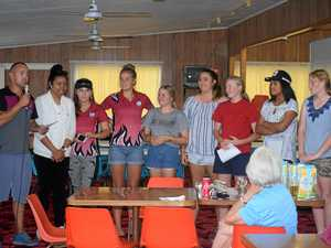 Golf pays off for girls heading to Melbourne